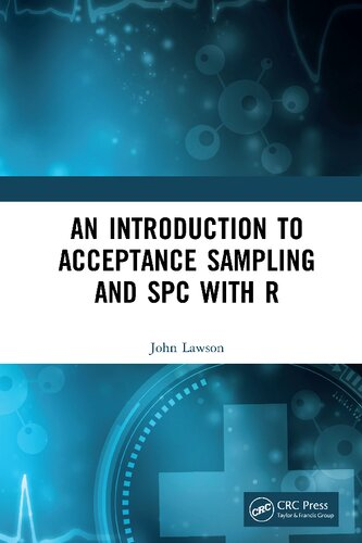 An Introduction to Acceptance Sampling and SPC with R