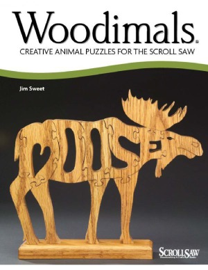 Woodimals- Creative Animal Puzzles for the Scroll Saw