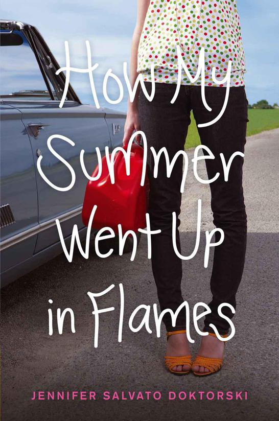 How My Summer Went Up in Flames