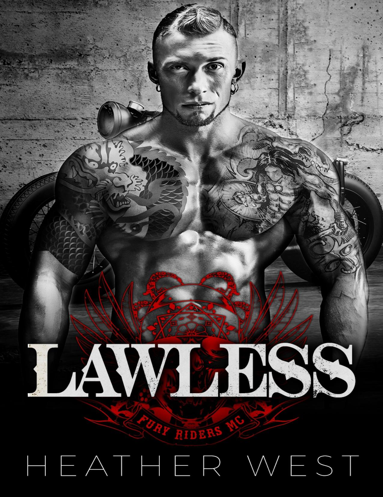Lawless: A Motorcycle Club Romance (Fury Riders MC)