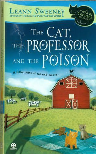 The Cat, The Professor and the Poison (n)