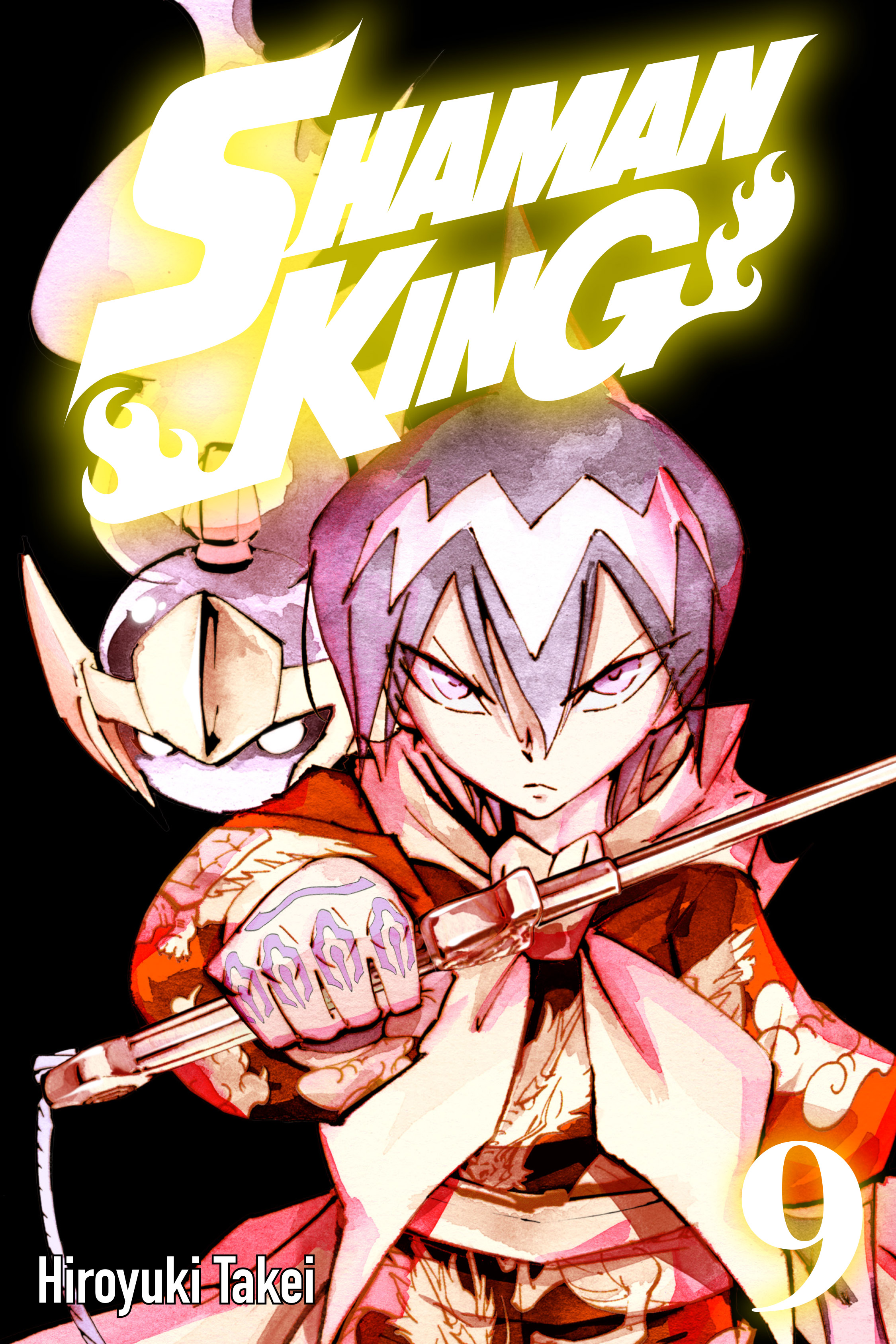 Shaman King (comiXology Edition) Vol. 9