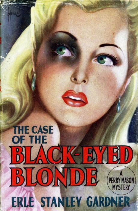 25 The Case of the Black-Eyed Blonde