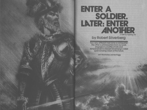 Enter a Soldier, Later-Enter Another