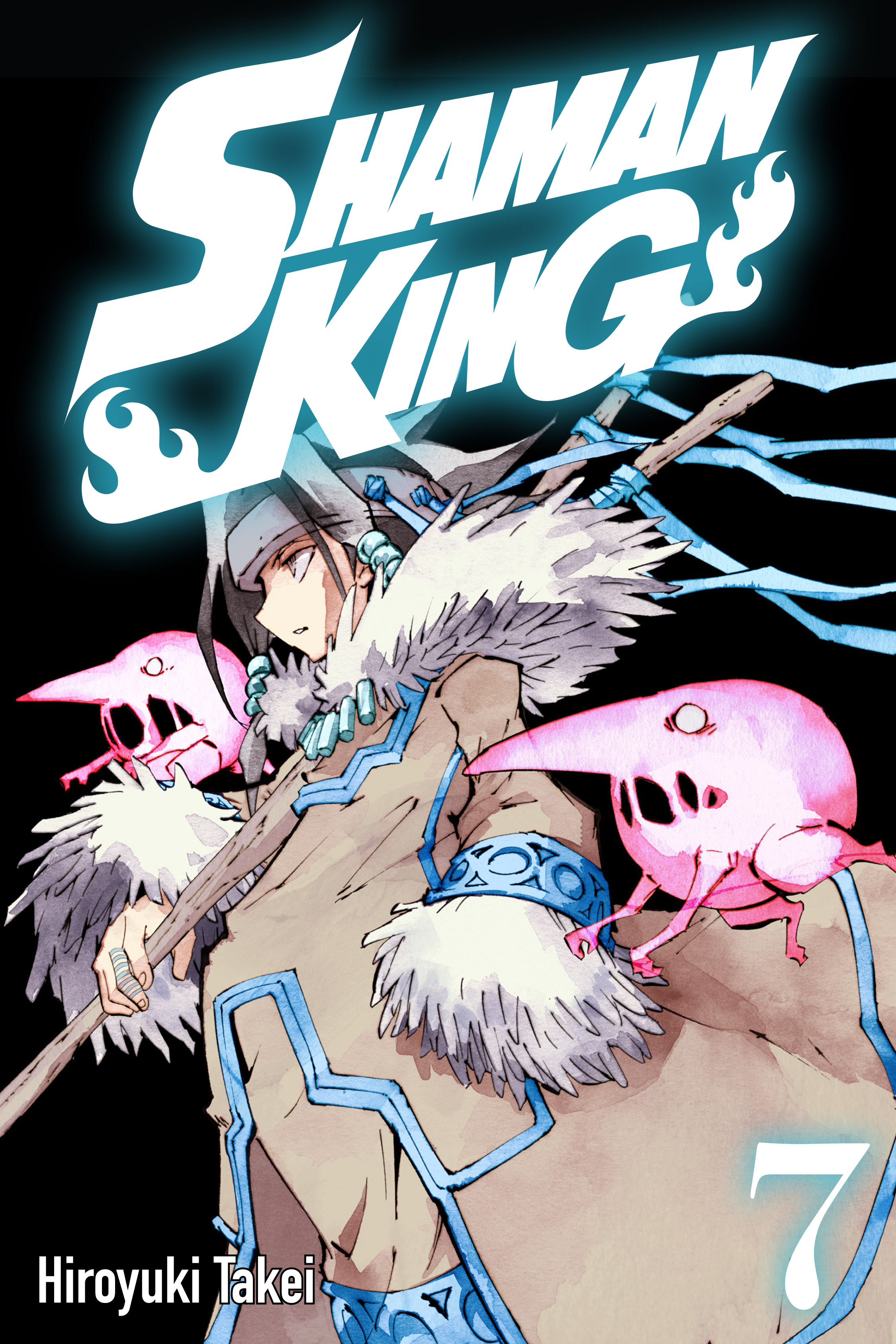 Shaman King (comiXology Edition) Vol. 7