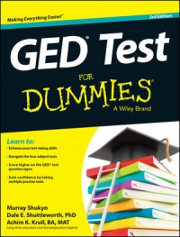 GED Test For Dummies, 3rd Edition