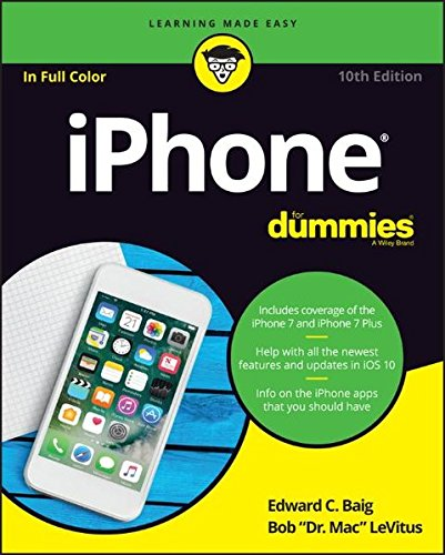 iPhone For Dummies (For Dummies