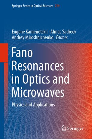 Fano Resonances in Optics and Microwaves: Physics and Applications