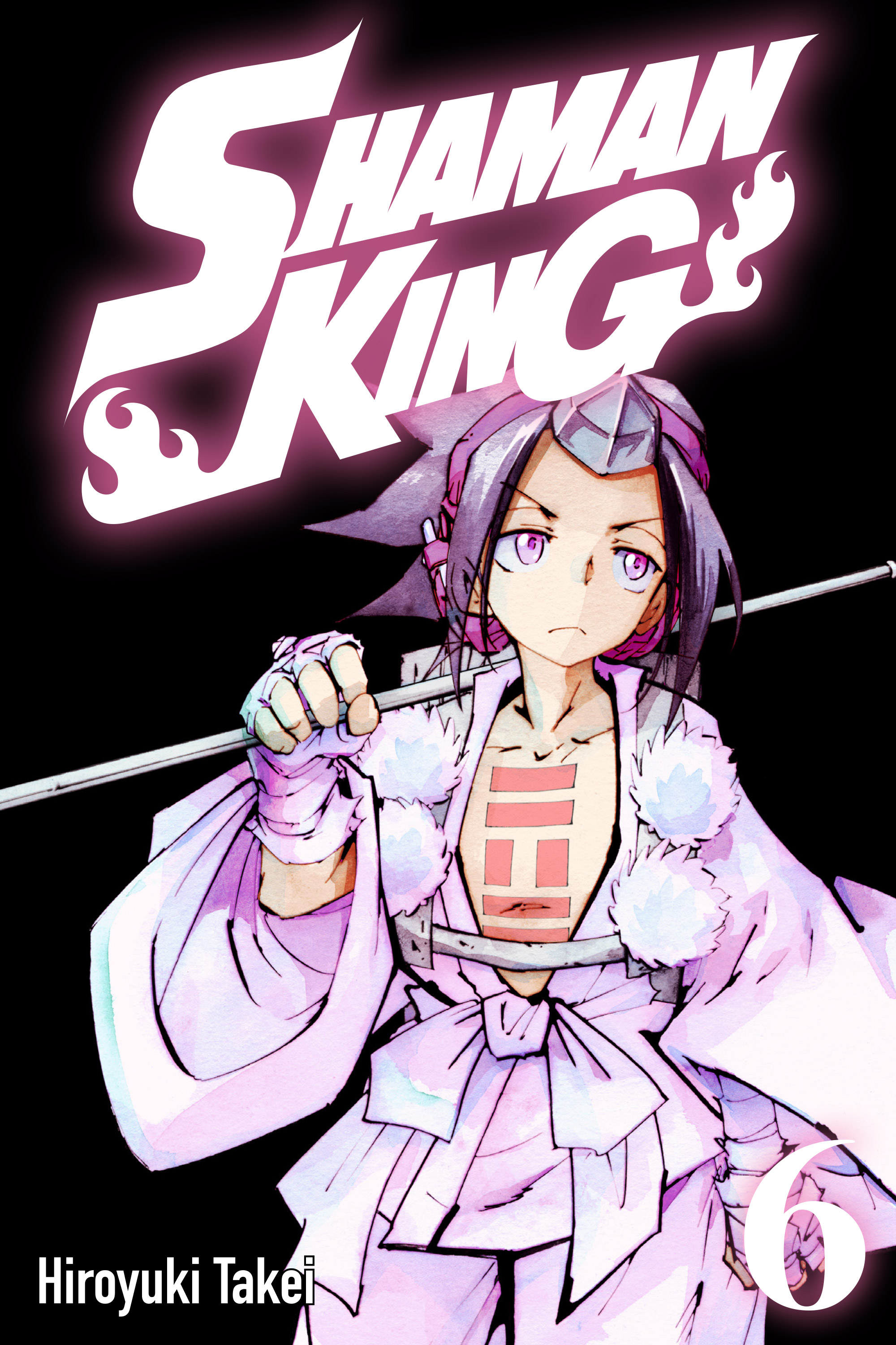 Shaman King (comiXology Edition) Vol. 6