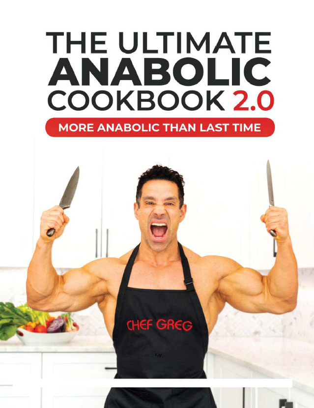 The Ultimate Anabolic Cookbook 2.0   Greg Doucette   download