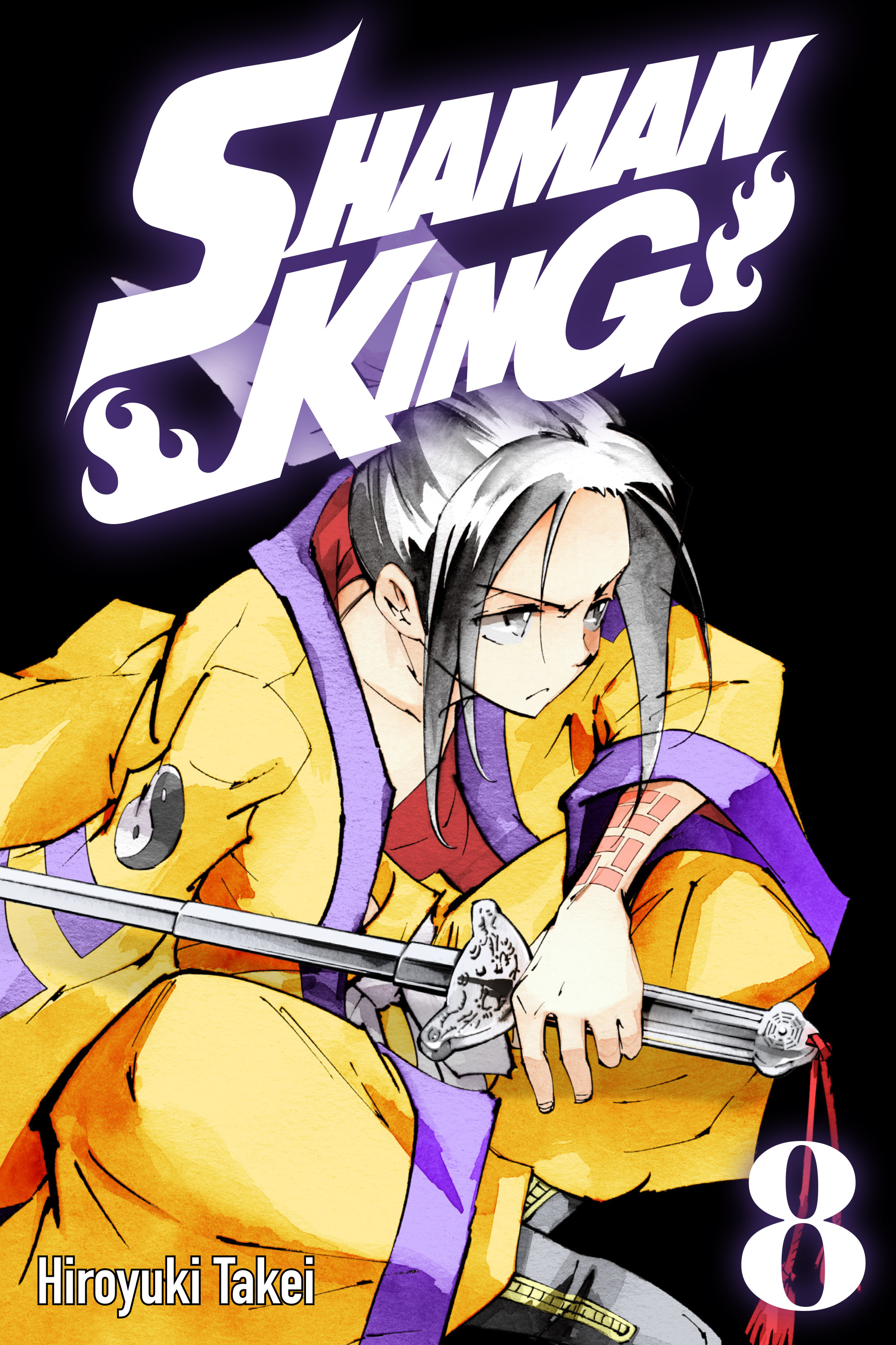 Shaman King (comiXology Edition) Vol. 8