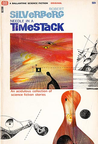 Needle in a Timestack (Jerry eBooks)