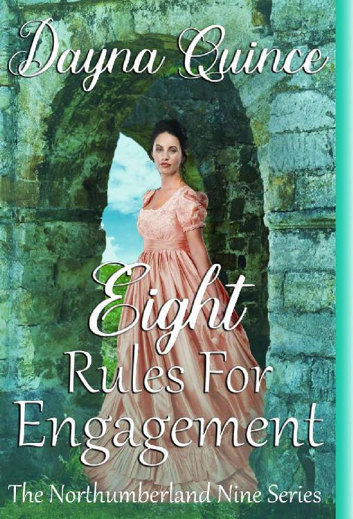 Eight Rules For Engagement (The Northumberland Nine Series Book 8)