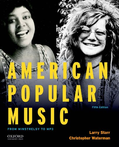 American Popular Music From Minstrelsy To Mp3 Larry Starr Christopher Waterman Download The uncensored version of 2 live crew's hoochie mama, (also known as big booty ho's). b ok cc