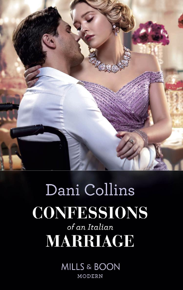 Confessions Of An Italian Marriage (Mills & Boon Modern)