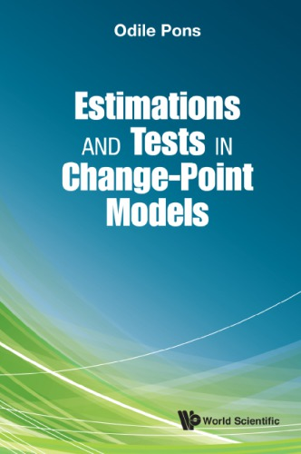 Estimations and tests in change-point models