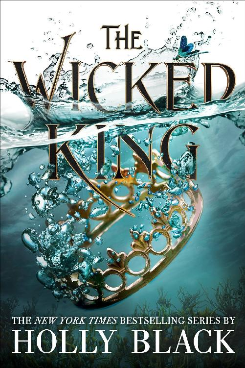 The Wicked King (The Folk of Air Book #2)