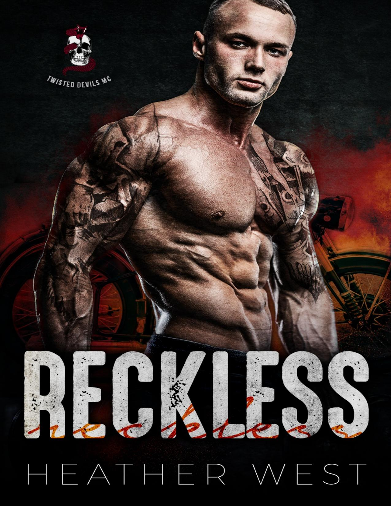 Reckless: A Motorcycle Club Romance (Twisted Devils MC)