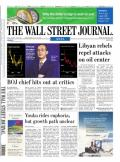 The Wall Street Journal Asia No. 127 dated Wednesday, March 02, 2011