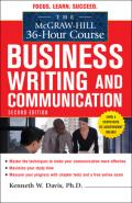 The McGraw-Hill 36-hour course: business writing and communication