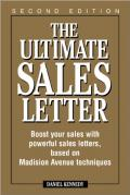 The Ultimate Sales Letter: Boost Your Sales With Powerful Sales Letters,