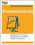 20 Minute Manager Harvard Business Review Press Presentations Harvard Business Review Press 2014
