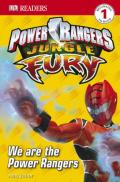 Jungle Fury – We Are the Power Rangers (DK Readers)