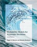 Probability Models for Economic Decisions (The MIT Press)
