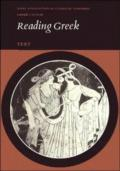 Reading Greek: Text (Joint Association of Classical Teachers Greek Course) (Pt. 1) (English and Greek Edition)