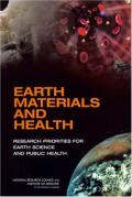 Earth Materials and Health: Research Priorities for Earth Science and Public Health