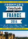 Frommer's EasyGuide to France 2014