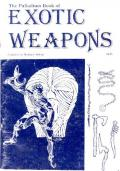 Alex Marciniszyn, The Palladium Book of Exotic Weapons
