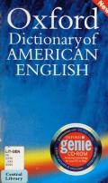 Oxford Dictionary of American English