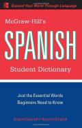 McGraw-Hill's Spanish Student Dictionary (McGraw-Hill Dictionary)