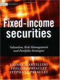 Fixed-income securities: valuation, risk management, and portfolio strategies