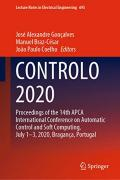 CONTROLO 2020: Proceedings of the 14th APCA International Conference on Automatic Control and Soft Computing, July 1-3, 2020, Bragança, Portugal