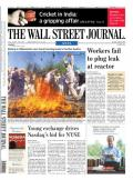The Wall Street Journal Asia, Monday, April 4, 2011