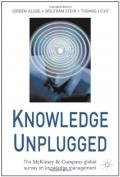 Knowledge Unplugged: The McKinsey & Company Global Survey on Knowledge Management