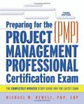 Preparing for the project management professional