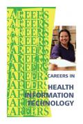 Careers in health information technology: medical records specialists