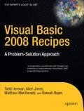 Visual Basic 2008 Recipes A Problem Solution Approach