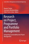 Research on Project, Programme and Portfolio Management: Integrating Sustainability into Project Management