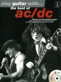 Play Guitar With The Best Of Ac/Dc (Book  2 Cds) (Music Sales America)