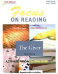The Giver (Saddleback Focus on Reading Study Guides)