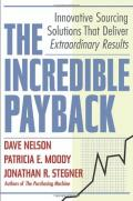 The incredible payback: innovative sourcing solutions that deliver extraordinary results