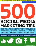 500 social media marketing tips : essential advice, hints and strategy for business : Facebook, Twitter, Pinterest, Google+, YouTube, Instagram, Linkedin, and more! - PDFDrive.com