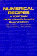 Numerical recipes in FORTRAN77