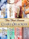 Time Travel Romances Boxed Set (Once Upon a Kiss; The Last Highlander; The Moonstone; Love Potion #9)