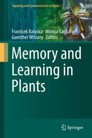 Book cover Memory and Learning in Plants
