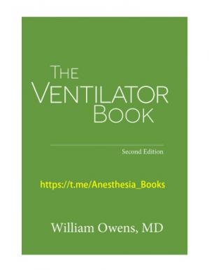 Book cover The Ventilator Book